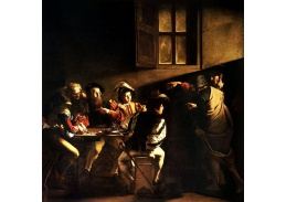VCAR 62 Caravaggio - Povolání svatého Matouše