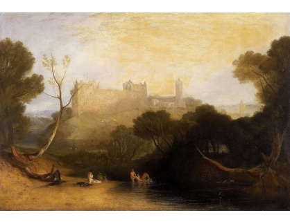 Joseph Mallord William Turner - Palác Linlithgow