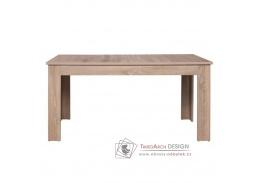 GRAND 12, jídelní rozkládací stůl, dub sonoma