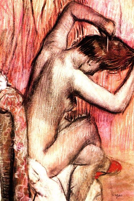 R6-113 Edgar Degas - Akt