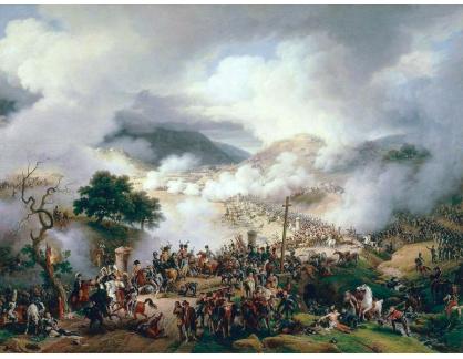 KO III-260 Louis-Francois Lejeune - Bitva o Somosierra