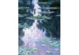 A-261 Claude Monet - Lekníny