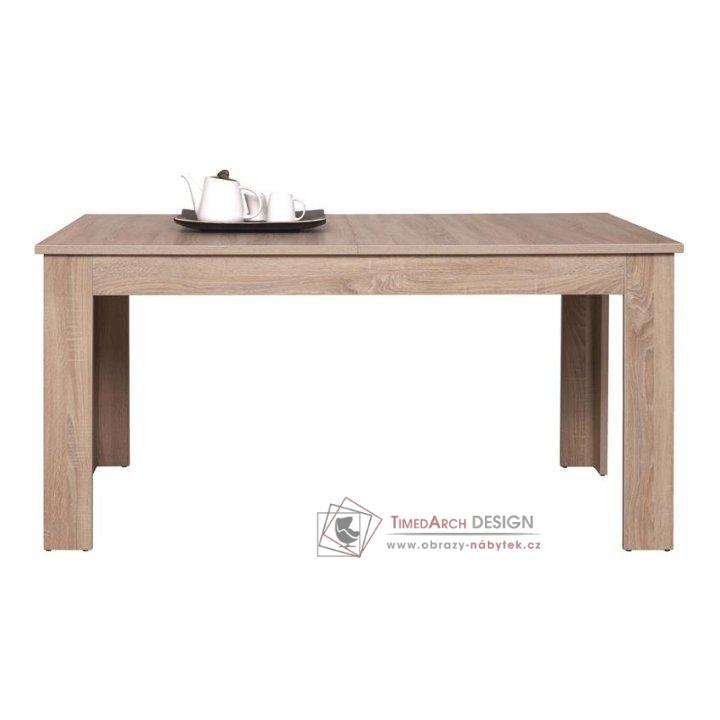 Jídelní rozkládací stůl GRAND typ 12 dub sonoma