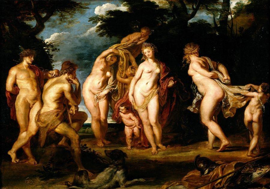 VRU202 Peter Paul Rubens - Parisuv soud