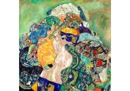 D-8296 Gustav Klimt - Dětská kolébka