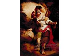 VANG102 John Hamilton Mortimer - Sir Arthegal, rytíř spravedlnosti