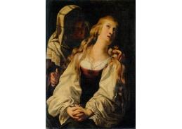 XV-281 Caravaggio - Magdaléna a Marta