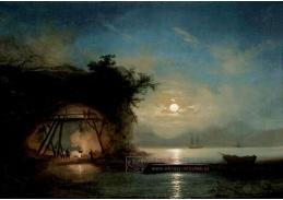 DDSO-3625 Ivan Aivazovskij - Měsíčná noc