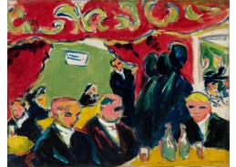 D-8140 Ernst Ludwig Kirchner - Krčma