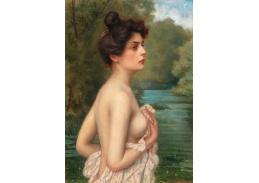 DDSO-5363 Albert Höflinger - Ženský akt u řeky