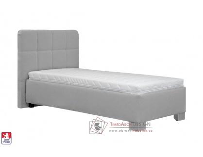 KELLY, postel 90x200cm matrace NELLY, výběr čalounění