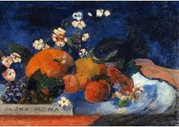A-106 Paul Gauguin - Mona Mona