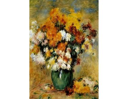 VR14-163 Pierre-Auguste Renoir - Zátiší s květinami