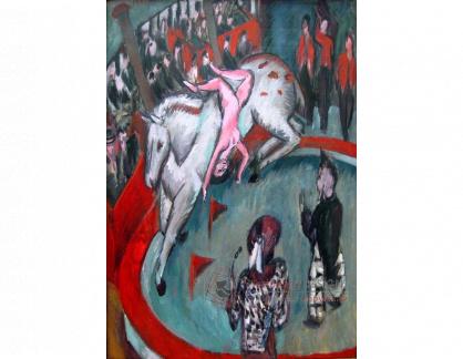 VELK 67 Ernst Ludwig Kirchner - Jezdkyně v cirkusu