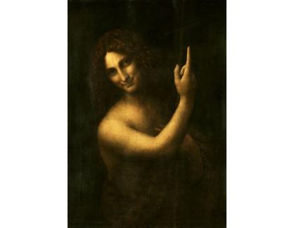 VR1-12 Leonardo da Vinci - Jan Křtitel
