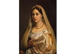 R11-145 Rafael Santi - Žena se závojem