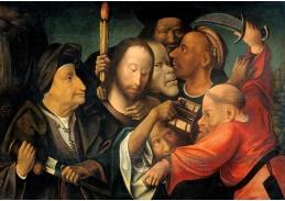 A-692 Hieronymus Bosch - Zajmutí Krista
