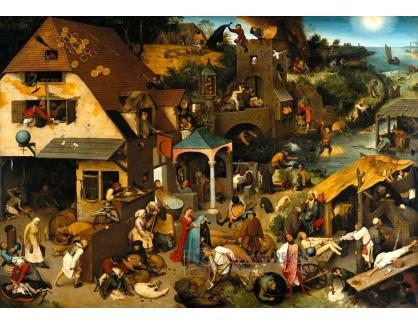 BRG-186 Pieter Brueghel - Svět vzhůru nohama