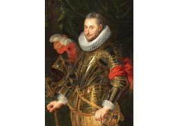 D-6111 Peter Paul Rubens - Podobizna markýze Ambrogia Spinoly