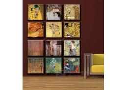 Obrazový set 12D Gustav Klimt