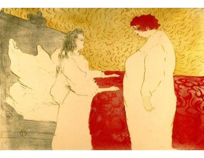 D-6344 Henri de Toulouse-Lautrec - Vstávání