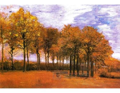 VR2-145 Vincent van Gogh - Podzimní krajina