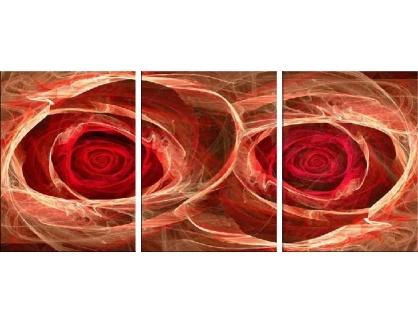 Obraz - Triptych 3D-1325