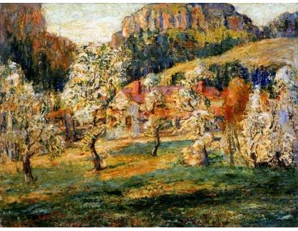 KO III-110 Ernest Lawson - Květen v horách