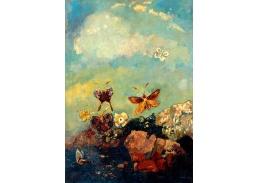 KO V-472 Odilon Redon - Motýli