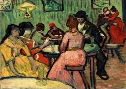 D-7695 Vincent van Gogh - V nevěstinci
