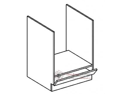 Dolní skříňka na vestavnou troubu DK60 MORENO picard