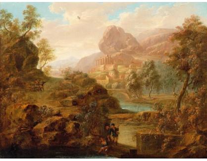KO III-288 Neznámý autor - Horská krajina