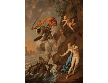 Slavné obrazy I-DDSO-298 Neznámý autor - Perseus a Andromeda