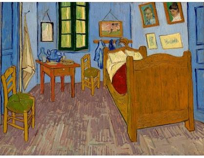 R2-06 Vincent van Gogh - Pokoj Vincenta Van Gogha v Arles