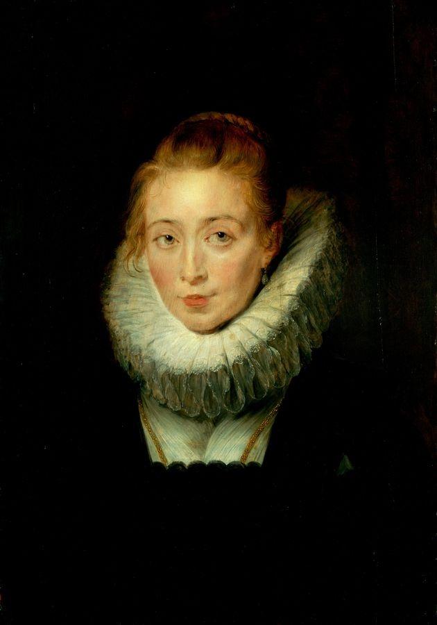 VRU101 Peter Paul Rubens - Portrét dámy