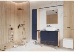 POMEROY, koupelnová sestava nábytku, dub artisan / výběr provedení