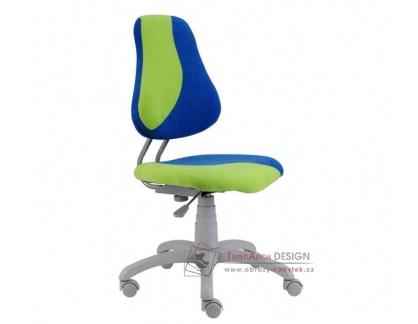 FUXO S-LINE, rostoucí dětská židle, výběr čalounění Suedine