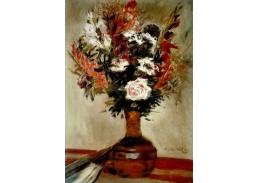 VR14-172 Pierre-Auguste Renoir - Zátiší s květinami