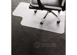ELLIE NEW 9, ochranná podložka pod židli, 90x120cm, mléčná