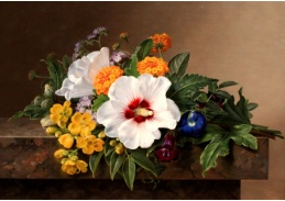 A-1340 Johan Laurentz Jensen - Květinové zátiší