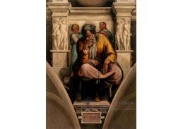 A-66 Michelangelo Buonarroti - Jeremiáš