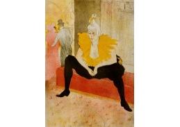 R7-109 Henri Toulose-Lautrec - Cha-U-Kao
