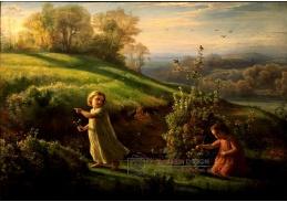VF05 Louis Janmot - Báseň duše, jaro