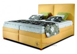 MARCO, čalouněná postel - boxspring 160x200cm