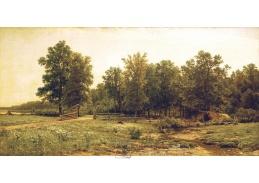 D-6383 Ivan Ivanovič Šiškin - Na okraji dubového lesa