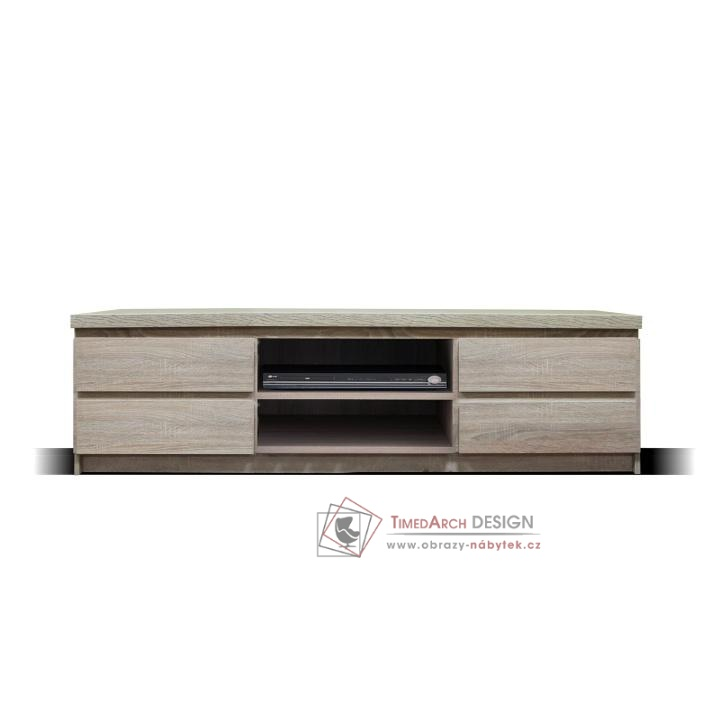 Televizní stolek PANAMA typ 06 dub sonoma