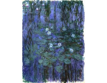 VCM 130 Claude Monet - Lekníny