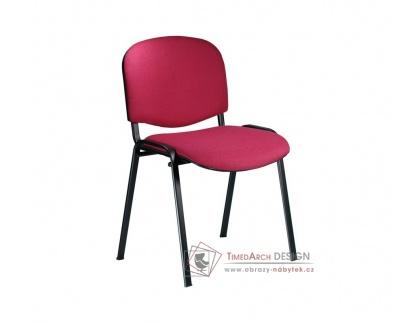 ISO, konferenční židle čalouněná, výběr provedení