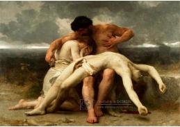 DDSO-4342 William-Adolphe Bouguereau - Smutek
