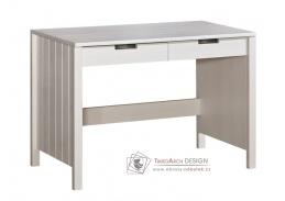TOMI TO-6, pracovní stůl, borovice bílá